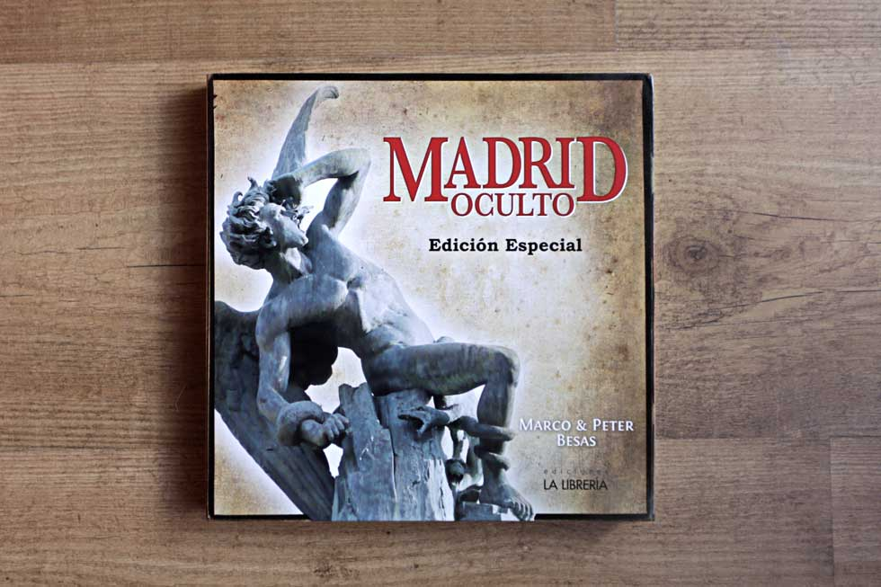 Portada Madrid Oculto